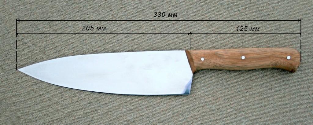 Нож своими руками для мяса i
