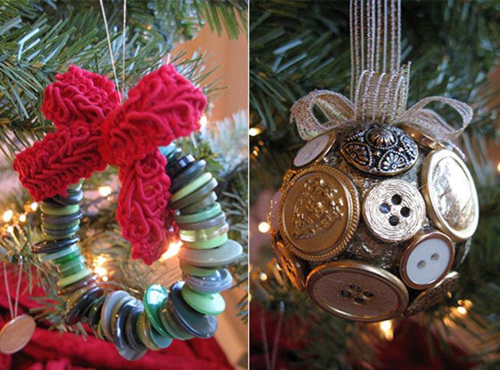 Новогодние игрушки своими руками на ёлку 2016