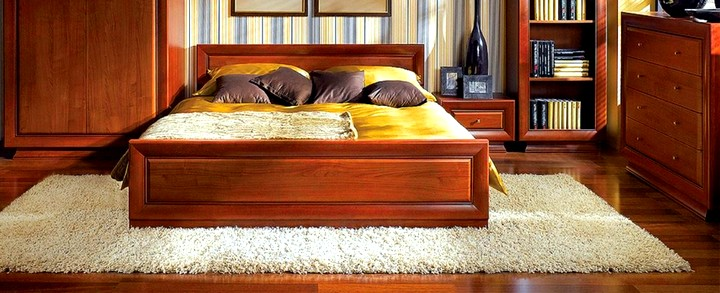 Ковролин в спальне фото