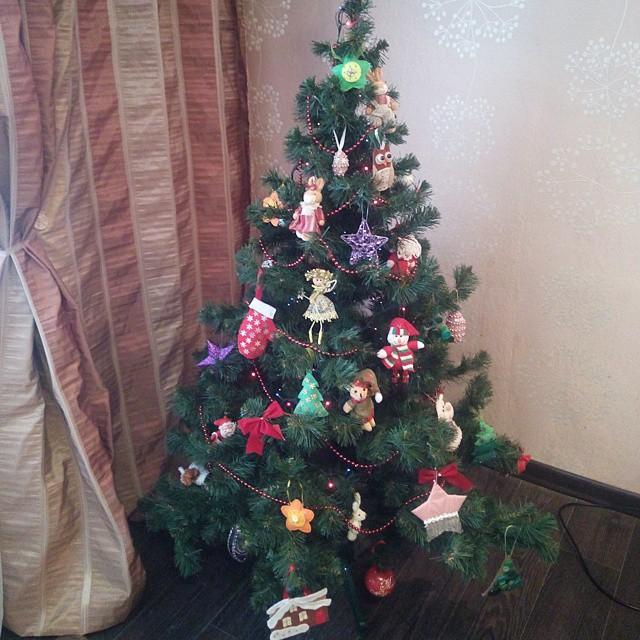 Поделка елка на новый год 2015 своими