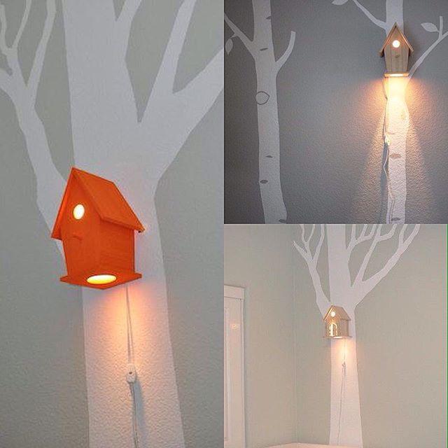 Светильники своими руками на стену