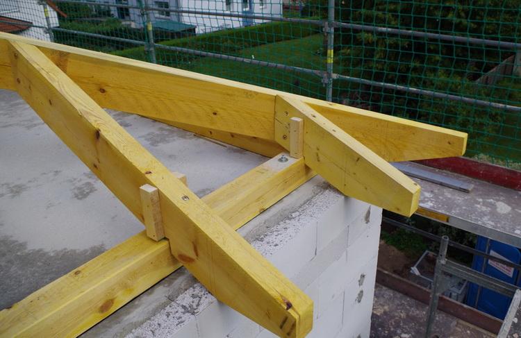 Строительство четырехскатной крыши своими руками 703
