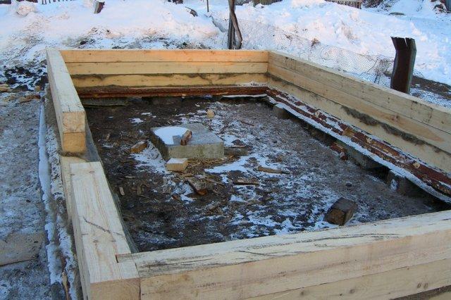 Пошаговое строительство бани из бруса своими руками видео