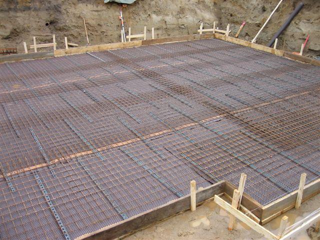 Строительство погреба из пеноблоков