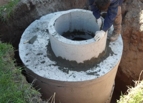Формы для бетонных колец своими руками 62