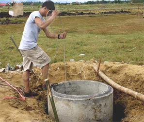 Как выкопать колодец на даче своими руками Как провести воду в дом из скважины Подсобное