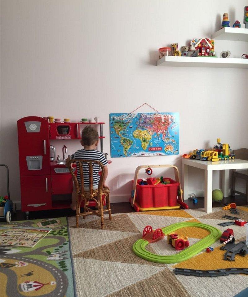 Игровая зона в детской своими руками фото 195
